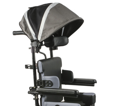 Canopy Option (Rigid frame pictured)