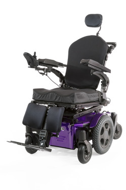 Quickie Pulse Electric Power Wheelchair Sunrise Medical