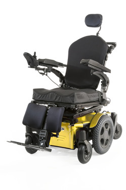 Yellow - Full Chair