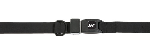 2-Point Non-Padded Pelvic Belt with Push Button Buckle