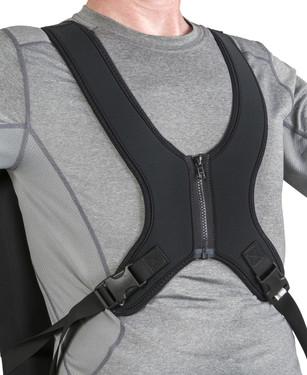 Zipper Open Anterior Trunk Support