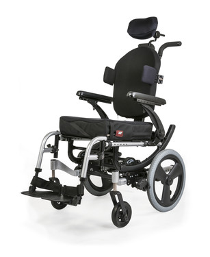 Quickie IRIS with MONO Backrest System