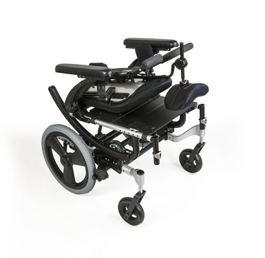 Quickie 174 Iris Manual Tilt Wheelchair Sunrise Medical