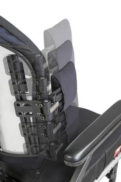 quickie iris manual tilt wheelchair