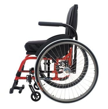 Quickie 2 Manual Folding Lightweight Wheelchair Sunrise