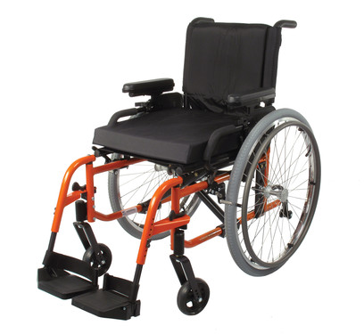 Quickie Lxi Adult Manual Folding Wheelchair Sunrise Medical