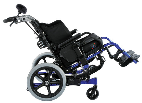 Quickie Iris Tilt In Space Manual Wheelchair Sunrise Medical